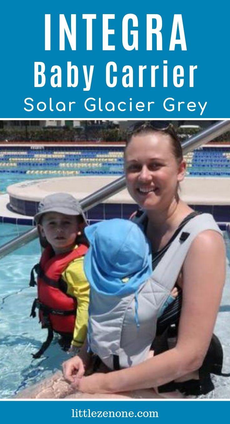 solar infant carrier