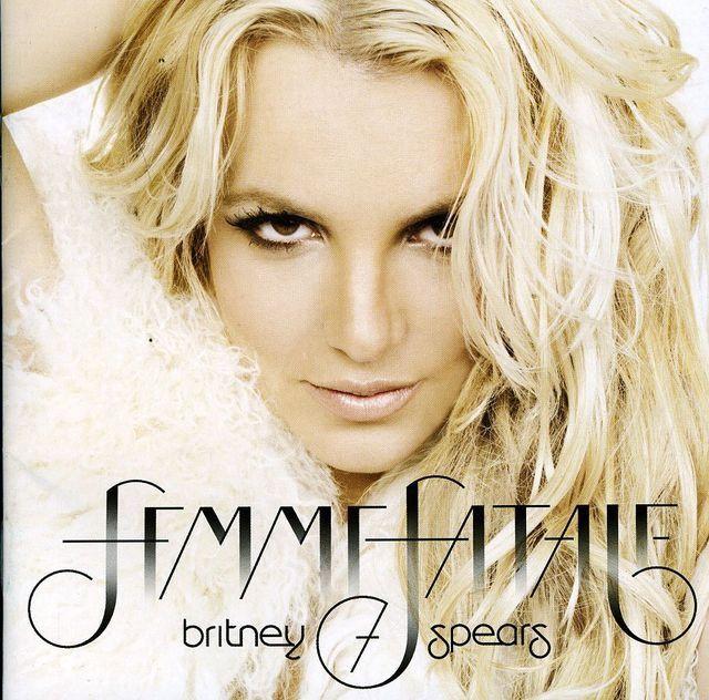 Femme Fatale- Britney Spears