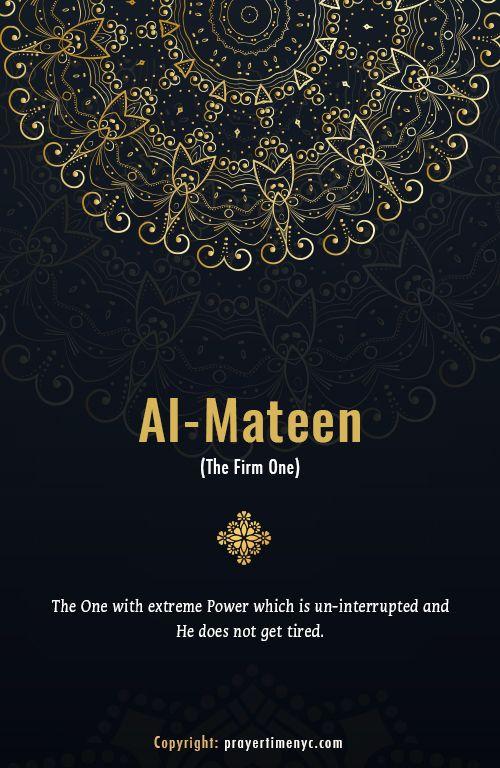 Muslim Prayer Times, Online Quran and Duas | islamic | Allah names