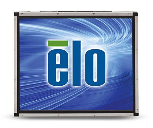 Elo Touch E000391 1931L LCD Open Frame IntelliTouch Touch Monitor, LED Backlight, NC/NR, VGA/DVI, Projected Capacitive, Multi-Touch, USB Touch Controller, Clear. SAW (IntelliTouch Surface Acoustic Wave) - Multi Touch. 19'' diagonal size. 5:4 aspect ratio. 1280 x 1024 resolution at 70 Hz. 16.7 million colors.