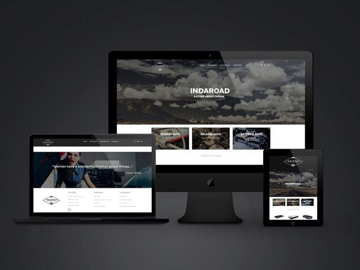 Indaroad - A store about things