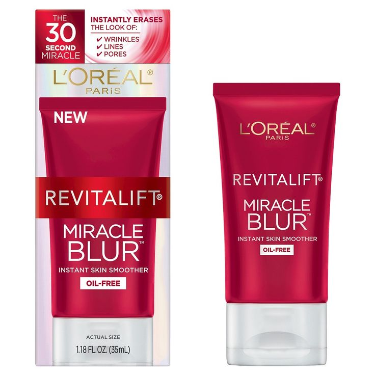 L'Oreal Paris Revitalift Miracle Blur Instant Skin Smoother Oil-Free 1.18 fl oz