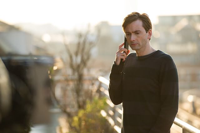 PHOTOS: New The Escape Artist Promotional Shots | DAVID TENNANT NEWS UPDATES