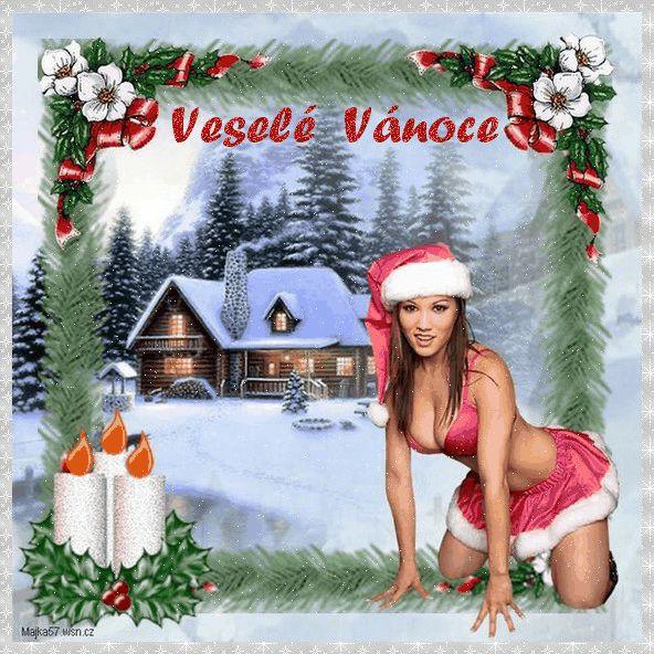 Sexy vánoční