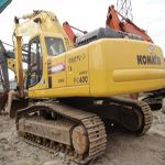 Used Komatsu Excavator PC56 can be used as the new one if you buy one from Shanghai Jiangchun, since we su...
