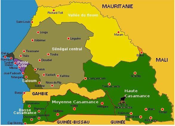 Contribution d'Essonor: Bavures militaires à répétitions : Que veulent réellement l'état du Sénégal et son armée en Casamance