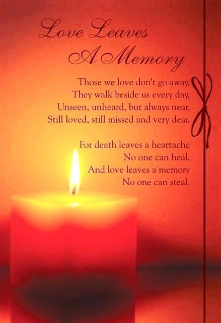 This for the ones I have loved and lost. RIP- Think of you often and will love you forever. xoxoxoxoxo
