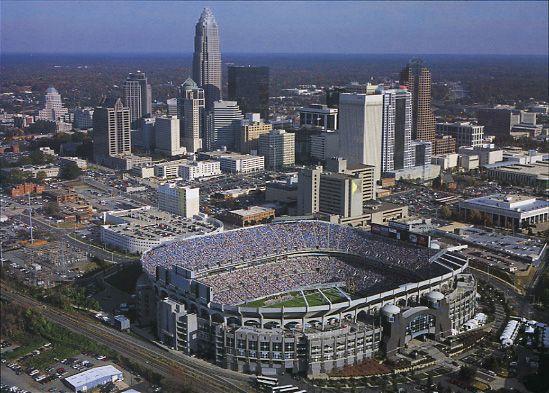 Bank of America Stadium, Charlotte, NC