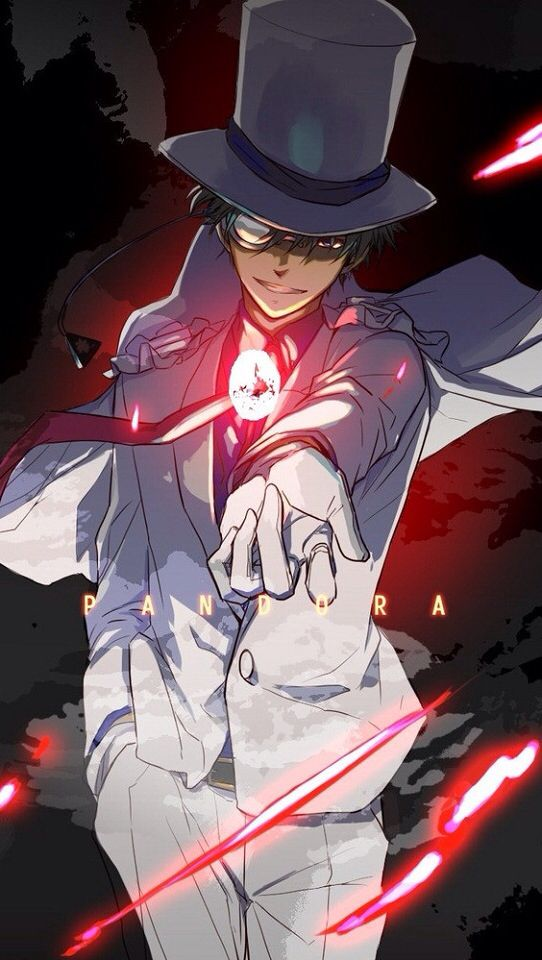 Kaitou Kid - Magic Kaito 2014 (and Case Closed). - I am excited to meet this character