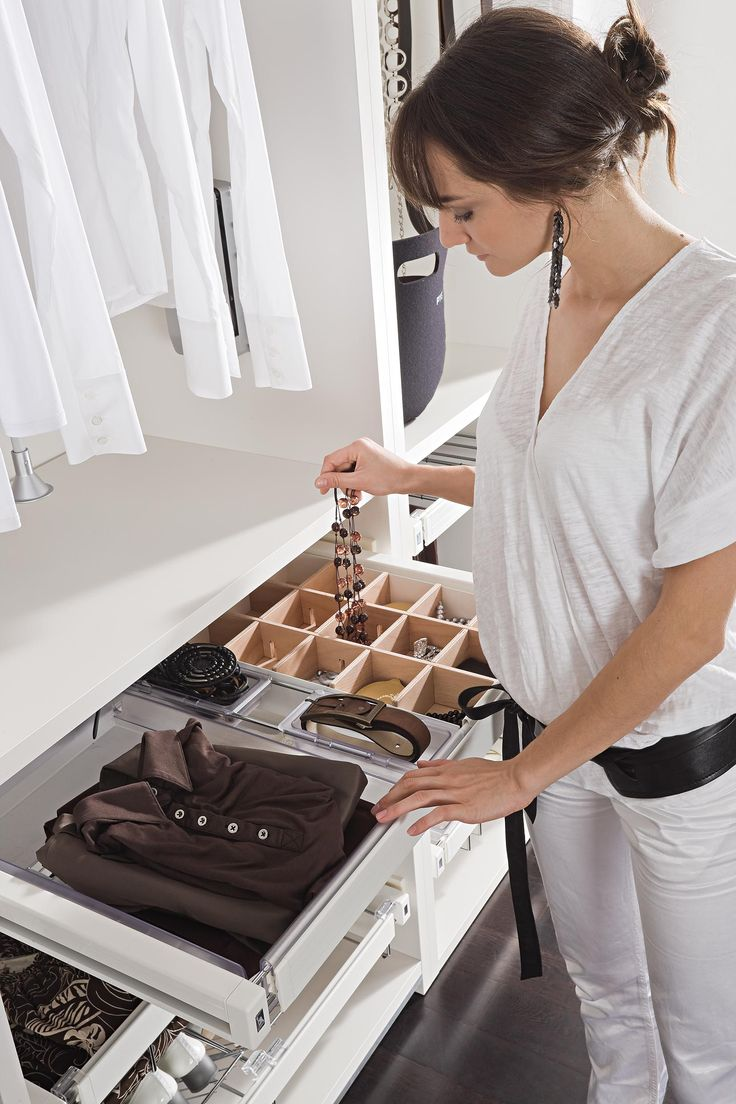 Vibo Bedroom Closet Storage Solutions