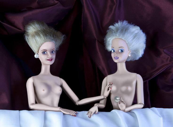 barbiepaintBarbinellad'Estrée.clind'oeilàl'EcoledeFontainebleau