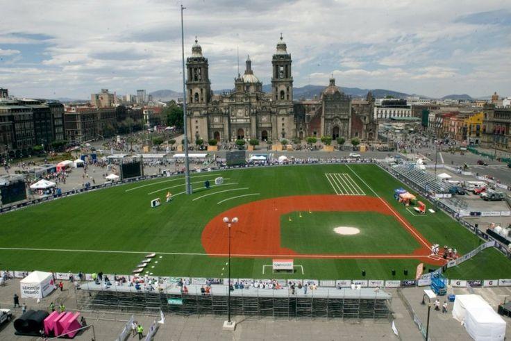 """Concluye Festival """"Mexico City Series"""" de las Grandes Ligas de Beisbol"""