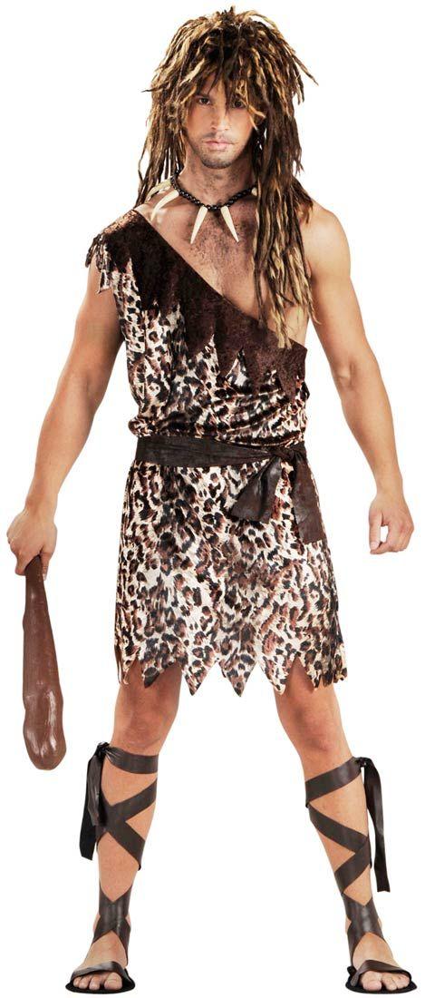 картинка древние люди в одежде из листьев даже