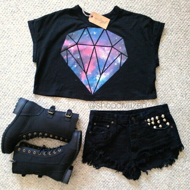 cool outfits for teens