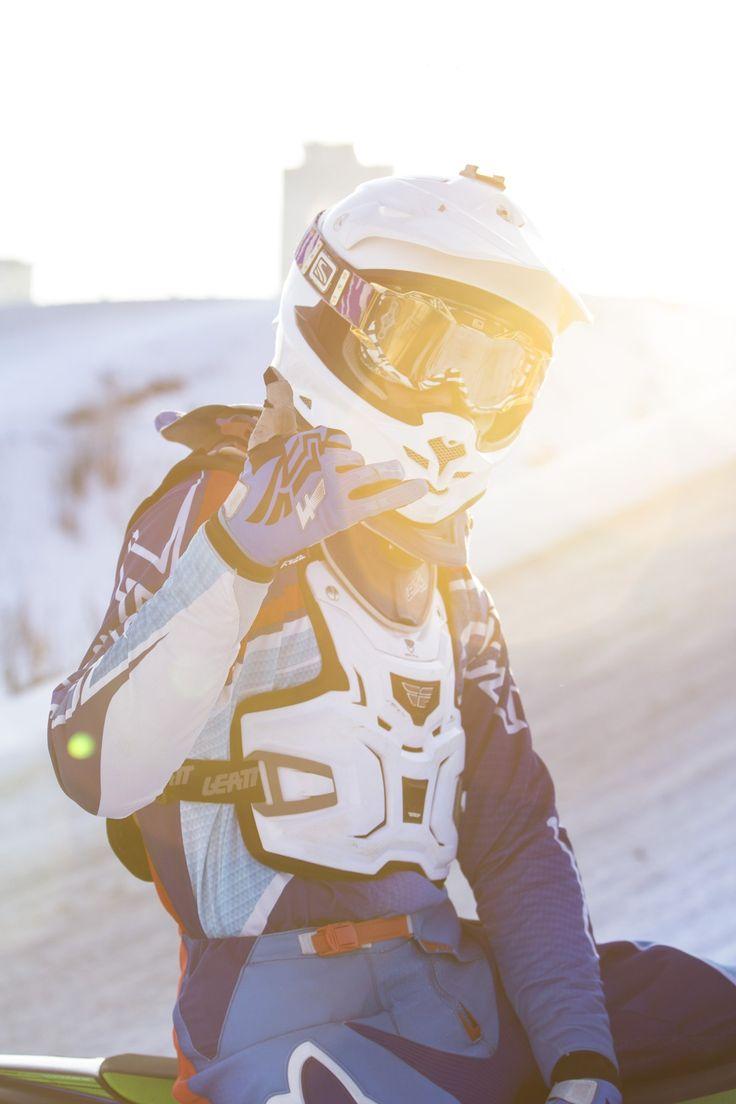 Winter Motocross in Russia Rider: Pavel Dolenko #17 Photo: Masha Taraskina