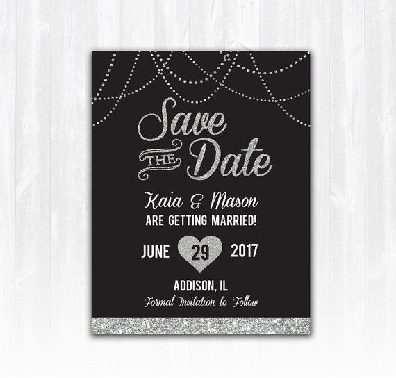 381 best Save The Date – Winter Wedding Save the Dates