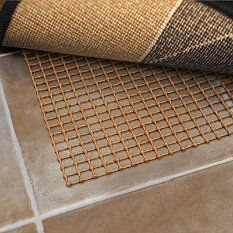 Rug pad - Grandin Road - Outdoor Area Rugs - Contemporary Rugs - Traditional Rugs