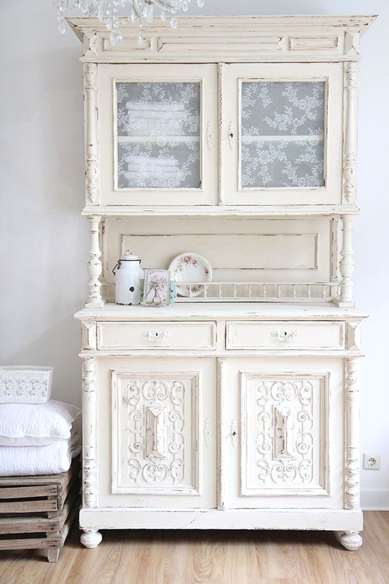 french vintage cabinets