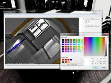 Verpassen Sie einzelnen Teilbereichen eines Schwarz-Weiß-Fotos mit der Freeware InstantPhotoColor schnell einen Farbanstrich.