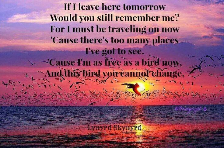 Lynyrd Skynyrd - Free Bird Lyrics | MetroLyrics