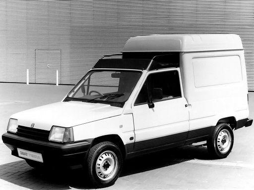 c.1987 SEAT TERRA