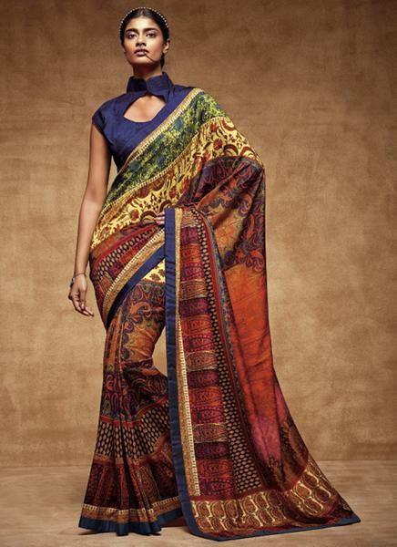 Sarees Online,Silk Sarees, Chiffon, Georgette, Cotton Sarees, Dance Sarees, Online Shopping at Silks, Handloom Silk Sarees Handloom Silk Sarees on ladyindiaCom