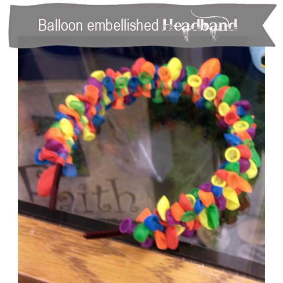 Craft Ideas Balloons: 585 Best Images About Teen Birthday Partys On Pinterest