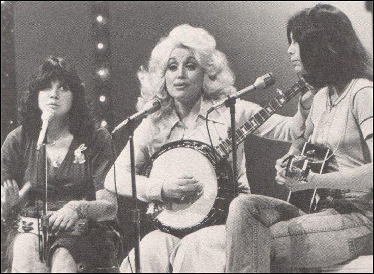 homemayde:  Linda Ronstadt, Dolly Parton and Emmylou Harris