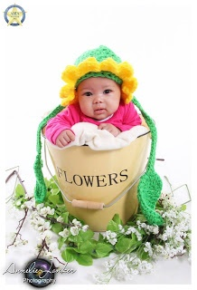 Crafty Stuff Hats and Photo Props... Made in South Africa... Sunflower hat