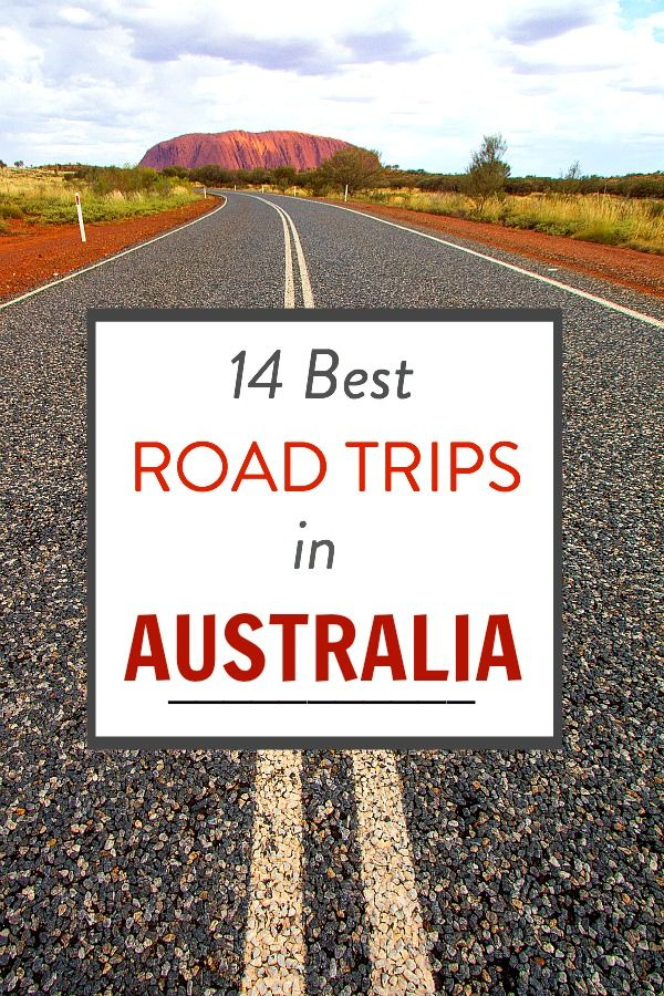 14 Best Road Trips in Australia for your travel bucket list
