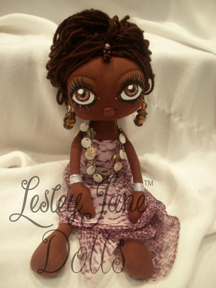 Lesley Jane Dolls https://www.facebook.com/lesleyjanedolls