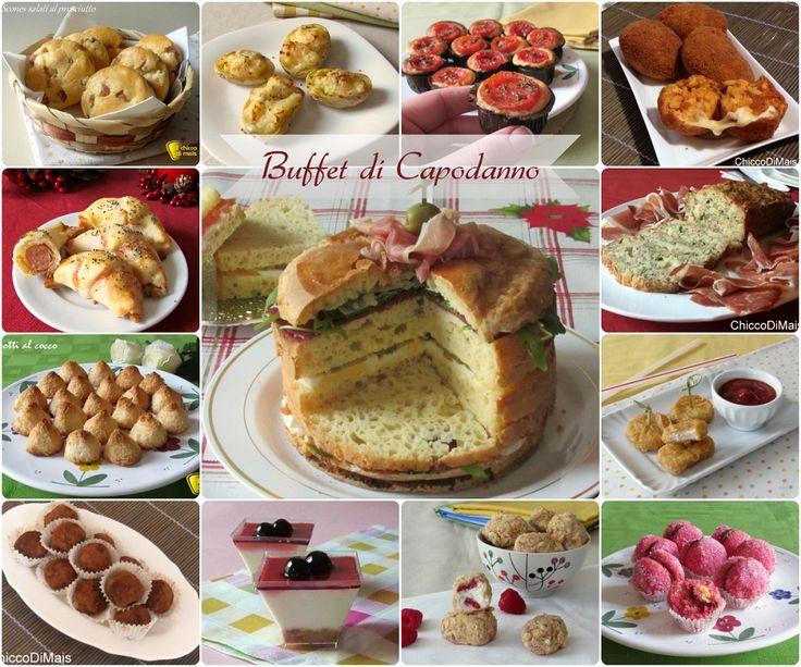 Buffet di capodanno 15 ricette semplici e sfiziose il chicco di mais