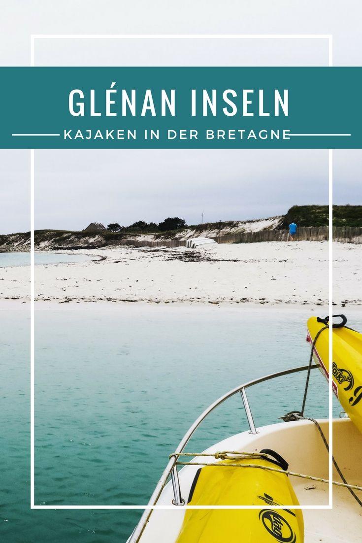 """Glénan-Archipel – Mit dem Kajak zu den """"Südseeinseln"""" der Bretagne"""