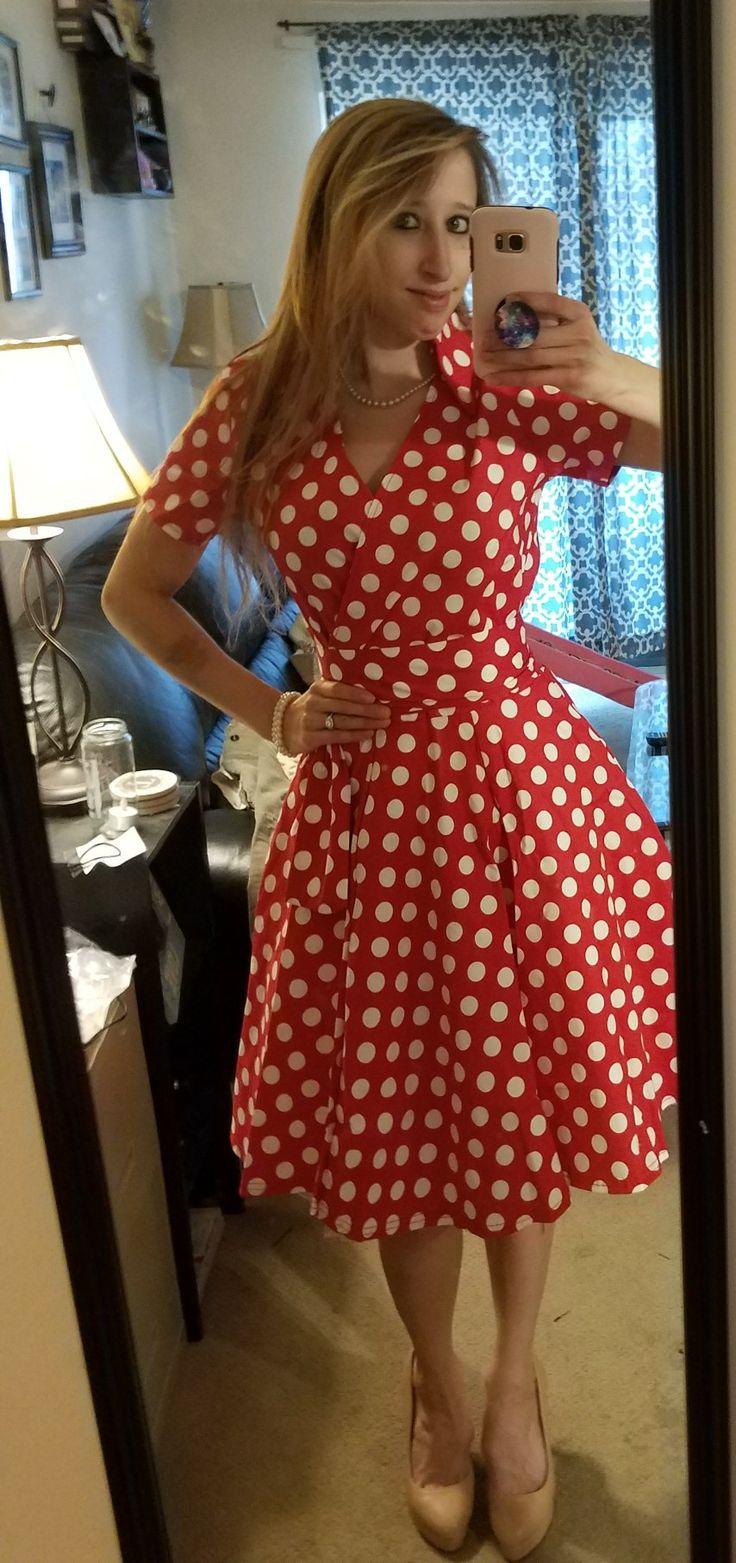 #50s dress Erin Taubert