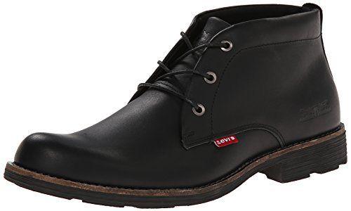 Levis Men's Allen Chukka Boot, Black Mono, 12 M US - http://authenticboots.com/levis-mens-allen-chukka-boot-black-mono-12-m-us/