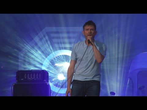 Blur - Thought I Was a Spaceman live [HD] 20 6 2015 BST Festival Hyde Park London England - YouTube