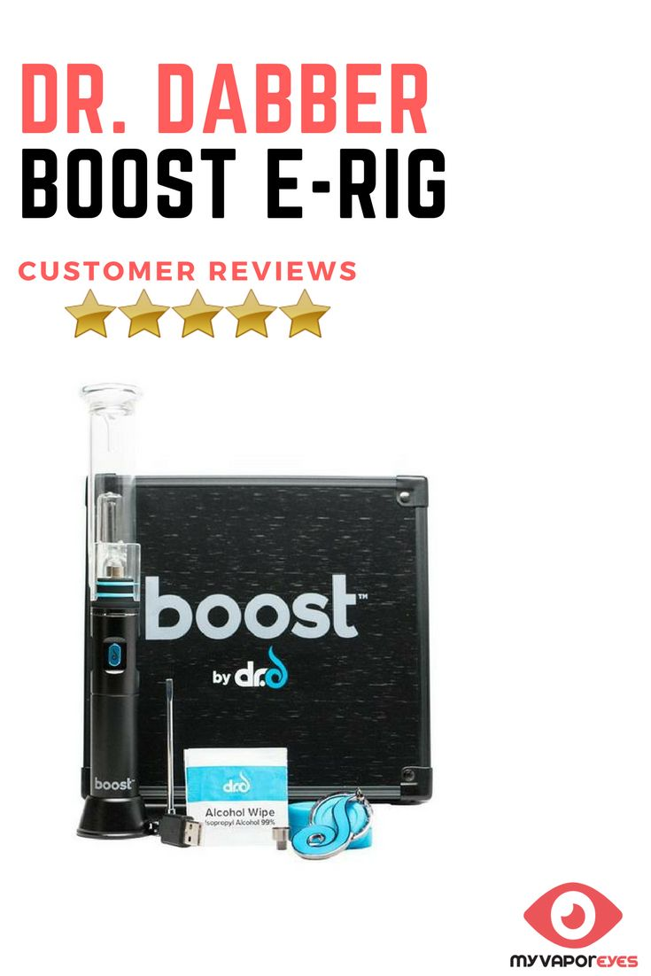Vaporizer Review- Dr.Dabber Boost E-Rig Vaporizer Review: The Boost eRig is the new next generation electronic dab rig from one of the most trusted names in the industry – Dr. Dabber.