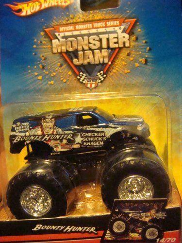 Hot Wheels Monster Jam Bounty Hunter 14 1 64 18 00