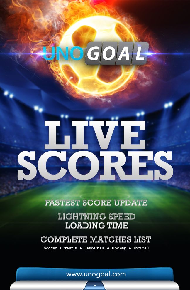 http://www.unogoal.com Get the latest livescore tennis when you visit our site.