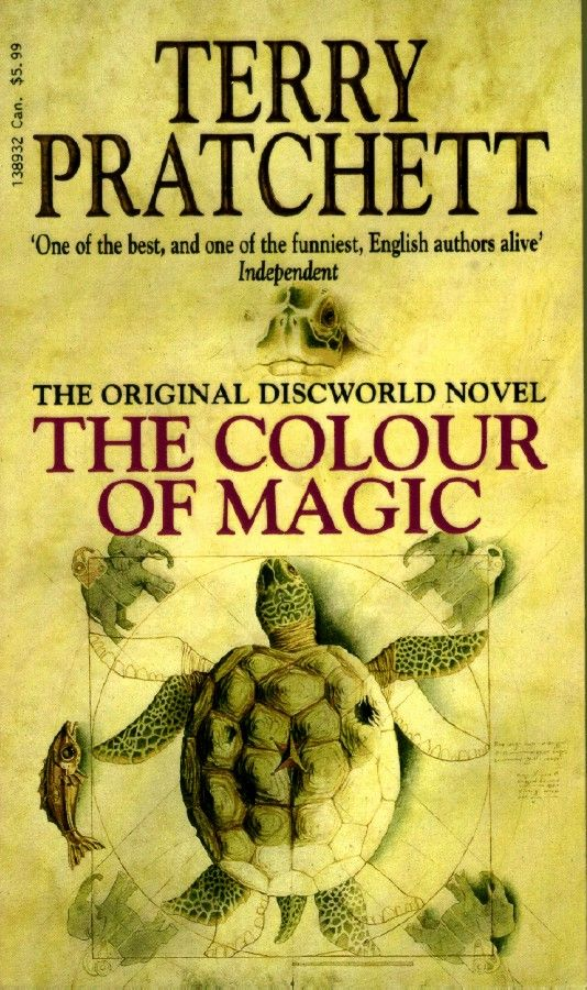 the colour of magic discworld book by terry pratchett few books have the capacity to fill your senses with such delightful mayhem such laughter - The Color Purple Book Pdf