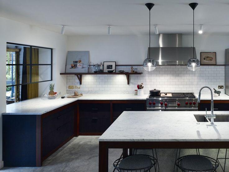 West London Villa - Stiff + Trevillion