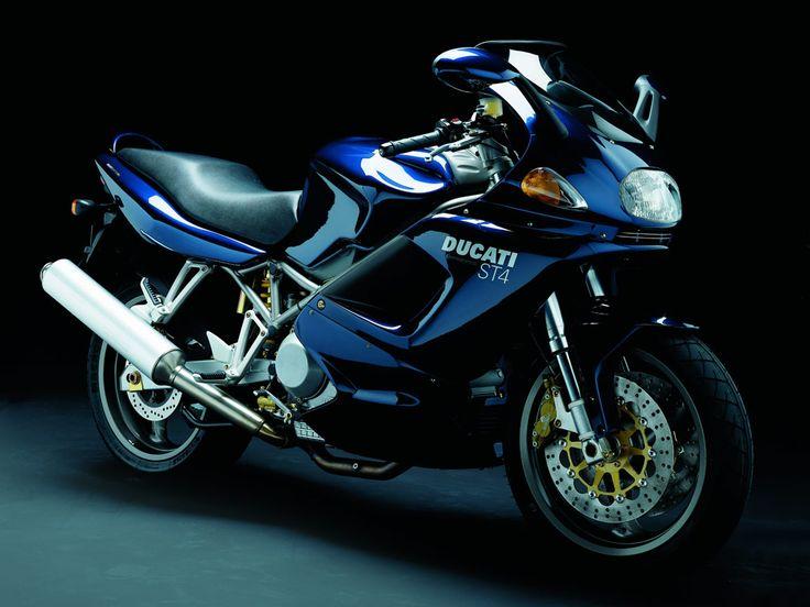 Ducati ST4 HD Wallpaper