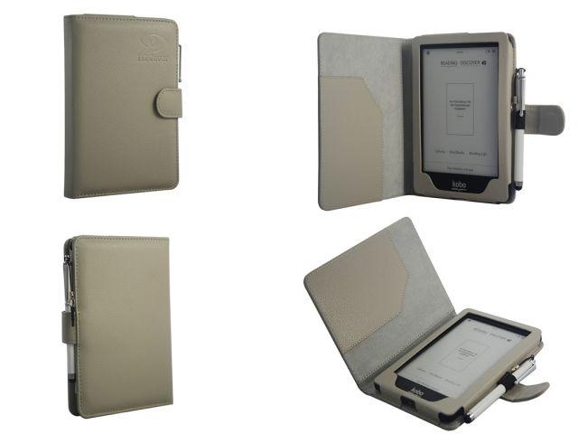 Bestseller Case voor de Kobo Glo eReader - Broken White