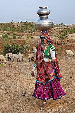 Gypsy Women in India