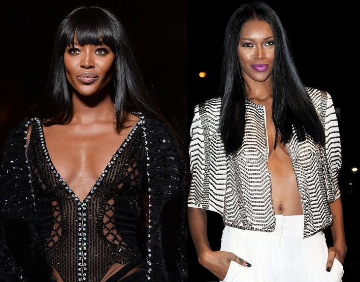FOTO! Cindy Crawford si Gisele Bundchen, Linda Evangelista si Karlie Kloss: supermodelele anilor '90 si sosiile lor, astazi | Fashion / 90's supermodels and their matches, today: Naomi Campbell & Jessica White