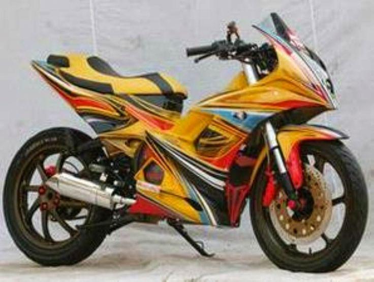 kumpulan Variasi Motor Yamaha Jupiter Mx