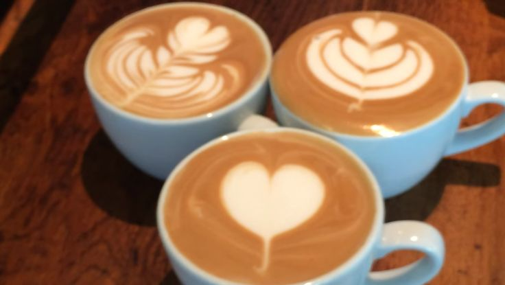 If you're a latte lover, you can learn to steam and pour your way to a picture perfect cup.