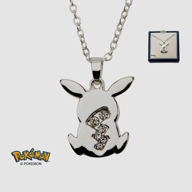 Pikachu Gem Tail Pendant