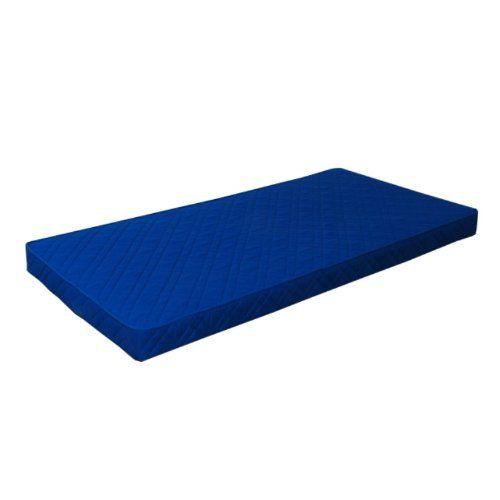 Schaumstoffmatratze-Rollmatratze-90-x-200cm-Kaltschaum-Matratze-Komfort-blau