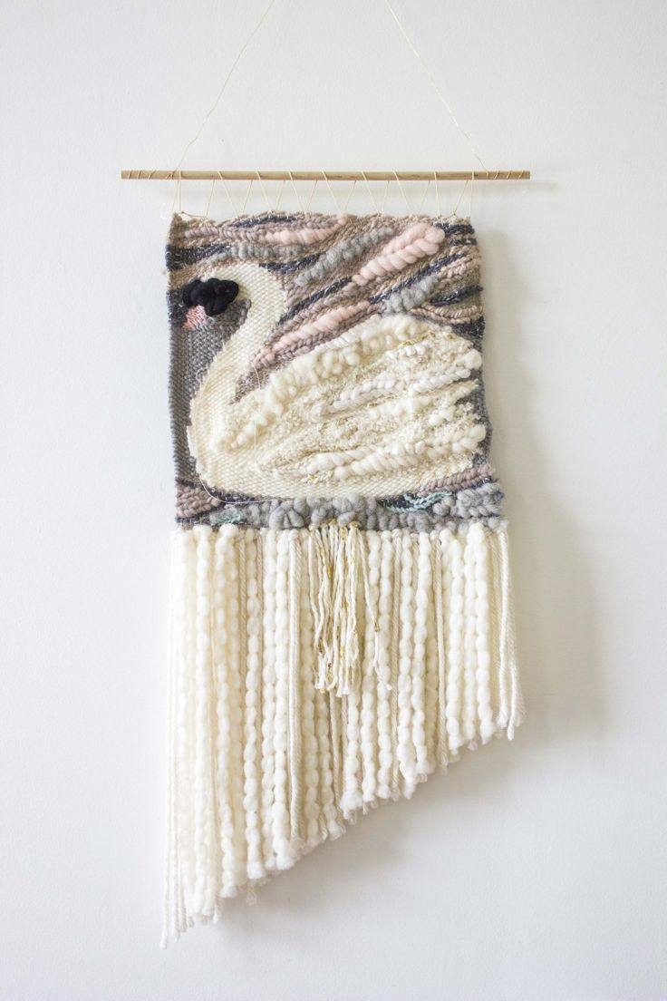 1691 best Tapestries in loom - Tapices en telar images on ...